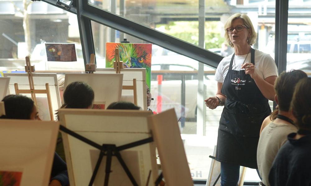 Paint Pinot, Blog. Be your own boss as a Paint Pinot Partner