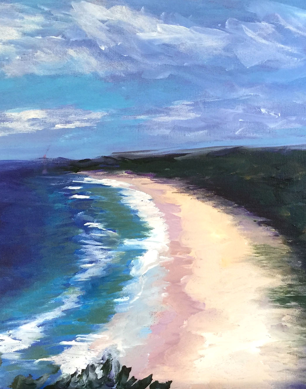 Paint Pinot, Have Fun, Sip Wine and Be Creative. Painting gallery.
